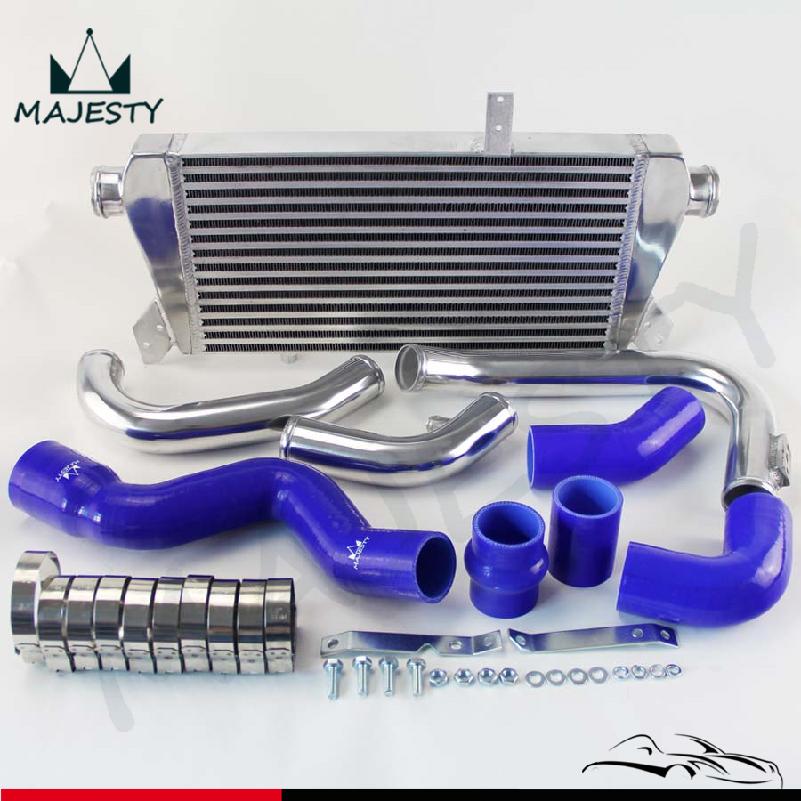 New Front Mount Intercooler Kit For Audi A4 1.8T Turbo B6