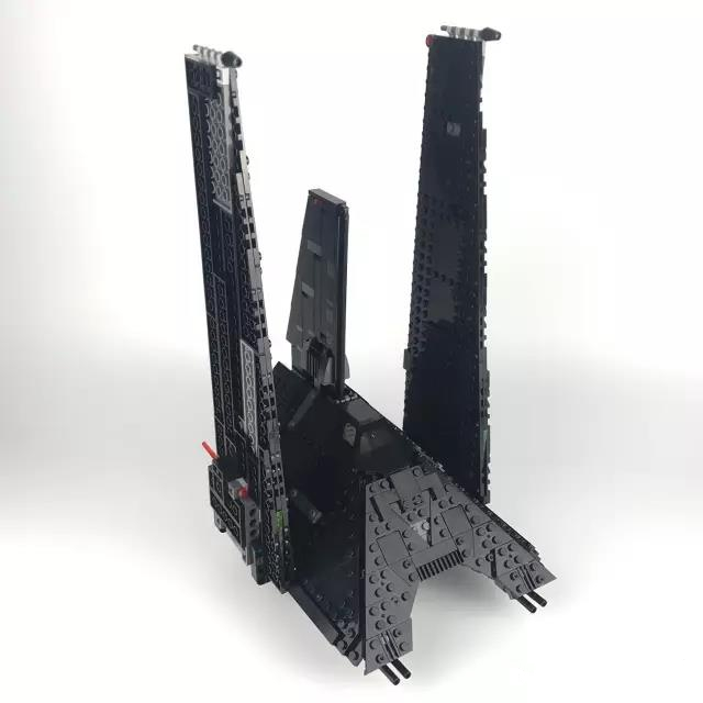 HOT SALE STAR SPACE WARS Krennics Imperial Shuttle Figure Blocks Educational DIY Model Building Bricks Toys for Children loz architecture space shuttle mini diamond nano building blocks toys loz space shuttle diy bricks action figure children toys