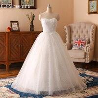 CEEWHY Bride Wedding Dresses Casamento Brautkleider Hochzeitskleid Bridals Gelinlik Robe de Mariee Sequined Wedding Gowns