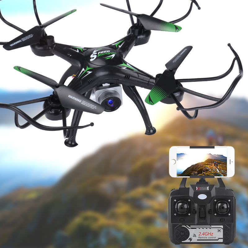 K5C Drone WIFI FPV With Wide Angle HD Camera Altitude Hold Mode Foldable Arm RC Quadcopter Headless Drone Remote Control Toy new wifi fpv rc quadcopter with hd camera 2 4ghz remote control rc drone with led night light altitude hold mode 360 degree roll