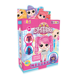 Eaki Genuine DIY Kids for Surprises Toy Lol Dolls with Original Box Puzzle Toys Toys for Children Birthday Christmas Girls Gifts