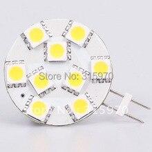 G4 Led Lamp 9LED 5050SMD (AC/DC10-30V) 12VAC/12VDC/24VDC G4
