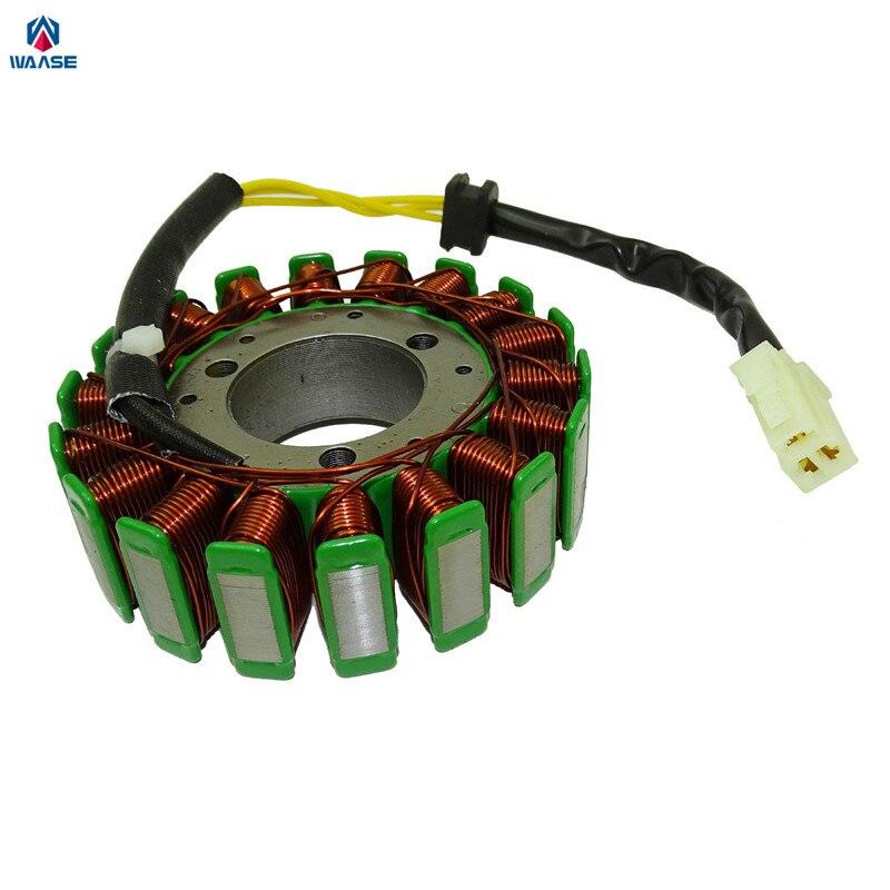 Waase GSXR600 GSXR750 Motor Magneto Generator Lade Lichtmaschine Stator Coil Für Suzuki GSXR 600 750 2001 2002 2003 2004 2005