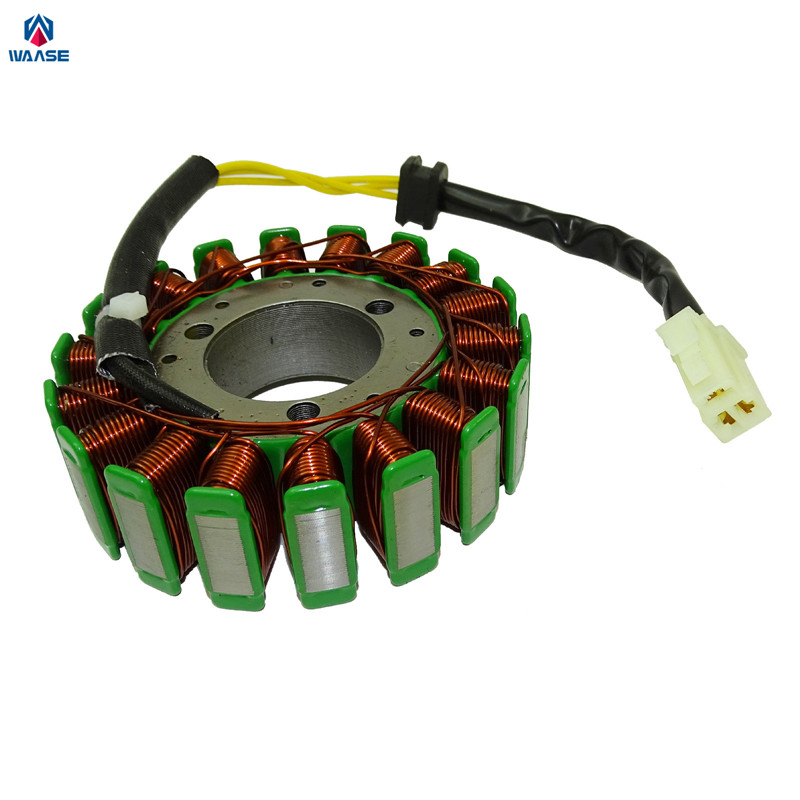 waase GSXR600 GSXR750 Engine Magneto Generator Charging Alternator Stator Coil For Suzuki GSXR 600 750 2001 2002 2003 2004 2005 lego education 9656 образовательное решение первые механизмы