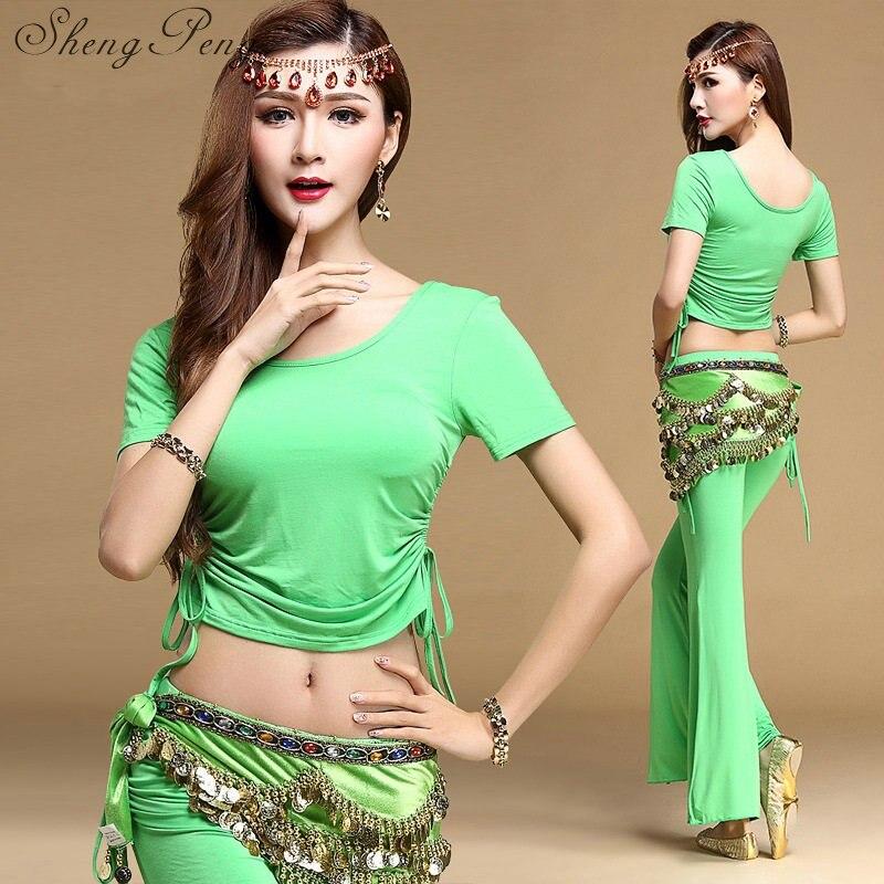 Sari indien vêtements de danse du ventre vêtements bollywood costumes de danse oriental de danse costumes de danse du ventre costume CC197