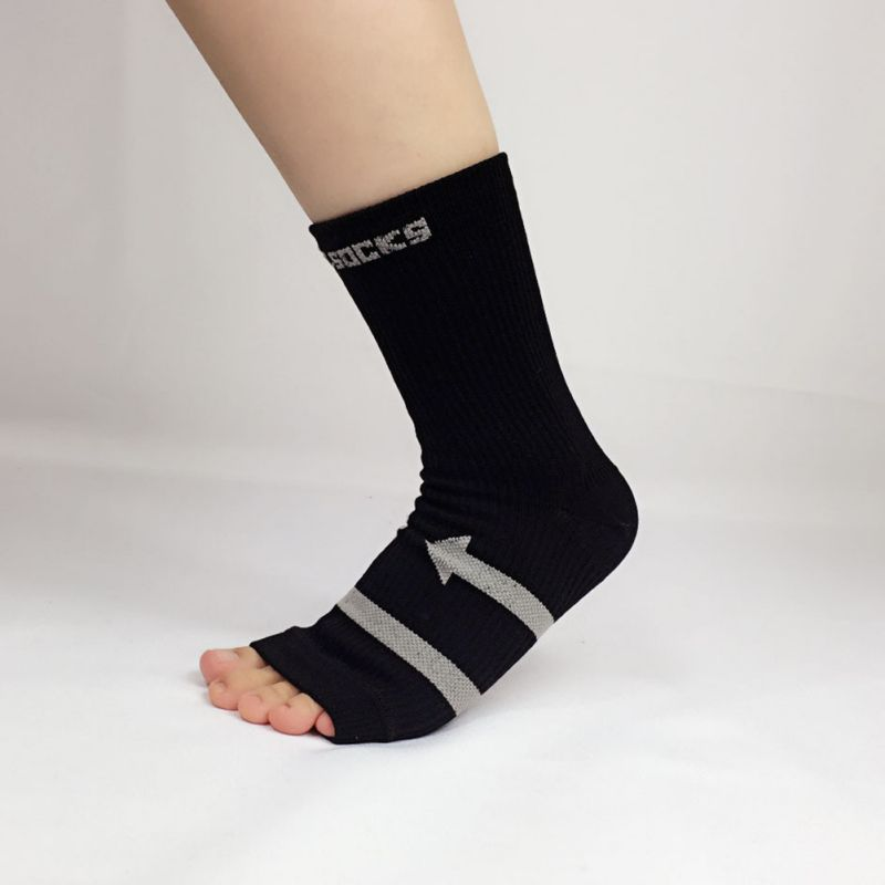 Man Women Anti Fatigue Compression Foot Sleeve Foot Ankle Compression Socks Anti
