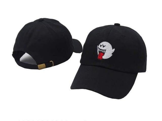 8304b72a5 American Rapper Singer Bryson Tiller Hat Trapsoul Album Women Men Hip Hop  Style Dad Hat Distressed Boo Mario Ghost Baseball Cap