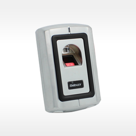 Metal fingerprint machine f007 metal fingerprint access control machine fingerprint 90-degree biometric fingerprint access controller tcp ip fingerprint door access control reader