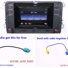 MP3 Radio RCD510 RCD330G Passat RCN210 Golf 5 Cd-Player MIB Car Bluetoothusb New