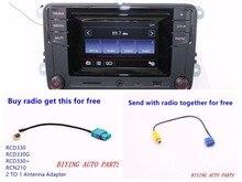 Car BluetoothUSB MP3 Radio New High Version MIB RCD510 RCN210 For Golf 5 6 Jetta CC Tiguan Passat