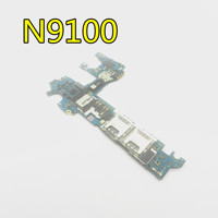 Full Working Used Original Board For Samsung GALAXY Note 4 N9100 Motherboard Logic Mother Board Plate