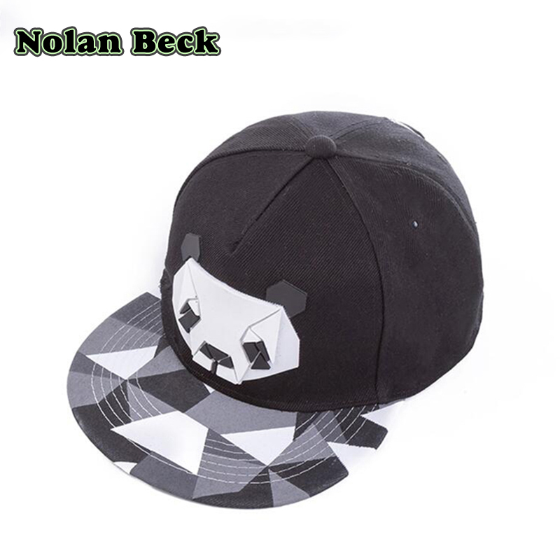 giants baseball panda hat cap philippines beck geometric cartoon unisex casual caps summer high quality fashion