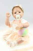 Nueva caliente venta realista neborn muñeca venta al por mayor muñeca moda real suave toque suave peluche de muñecas soft mohair de pelo