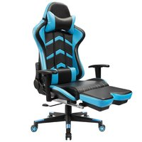 homall Ergonomic Swive Gaming Chair High Back Racing Computer Chair Executive PU Leather Modern office Armchairs T OCRC72