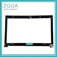 Genuine NEW Laptop LCD Front Bezel For Lenovo IdeaPad V570 V575 Screen Frame Glossy Black With