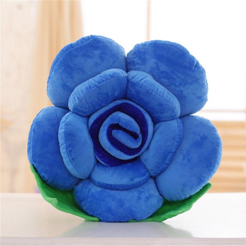 Fancytrader Big 90 cm Brinquedo Macio Recheado de Pelúcia Rosa Flor Travesseiro Almofada Do Sofá de Casa Mat Decoração de Aniversário Presentes do Dia Dos Namorados - 5