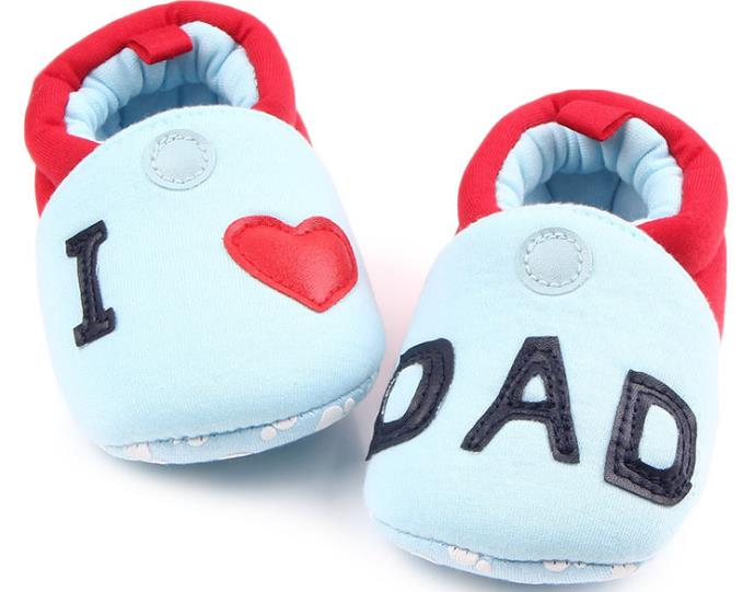 Autumn&Winnter New Style 0-12 Months Infant Baby Girls Boys Cute Cartoon Animal Soft Non-slip Crib Shoes 12cm
