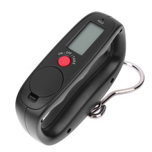 50kg/10g Multifunction LCD Digital Electronic Hand Held Hook Belt Hanging Scale Backlight Balance Weighing Fishing Accessories