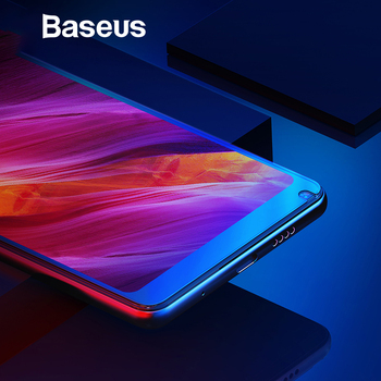 Baseus 0.2mm Ultra Thin Screen Protector For Xiaomi Mix 2S Tempered Glass For Xiaomi Mix 2s Protective Glass Scratch Proof