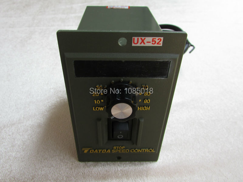 Buy free shipping ux 52 digital speed for Induction motor speed control