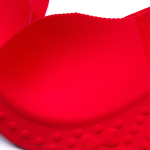 Image 5 - Queenral Plue Size Bras For Women Underwear 34 52  CDE Cup BH Front Closure Big Size Bralette Wire Free Vest Brassiere Lingerie