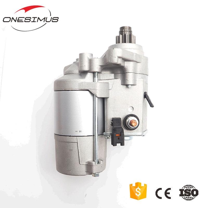 Starter (Sistema di Avviamento) 12 V 9 Denti 2KW OEM 28100-50070 per T-1UZ-FE GS (UZS161, JZS160) 400/LS (UCF20) 400