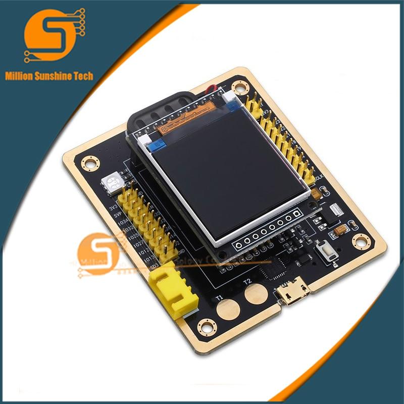 ESP-32F Scheda di Sviluppo WiFi + Bluetooth Ultra-Basso Consumo di energia Dual Core ESP-32 ESP-32F ESP32 Simile M5Stack per Arduino