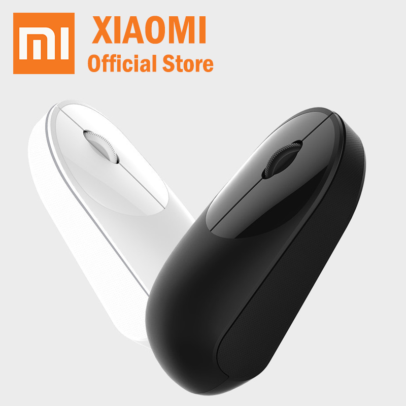 Original Xiaomi Wireless Mouse Youth Edition 1200dpi 2.4Ghz Optical Office Mini Portable