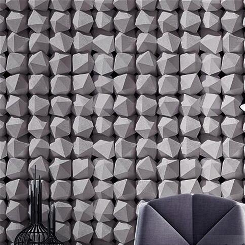 Beibehang Modern Minimalist 3D Abstract Geometric