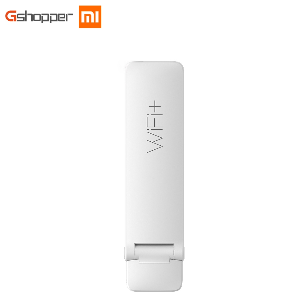 Original Xiaomi WIFI Repeater 2 Mi Wifi Amplifier Signal Boosters 2.4Ghz 300mbps Wireless Range Extender Router ...