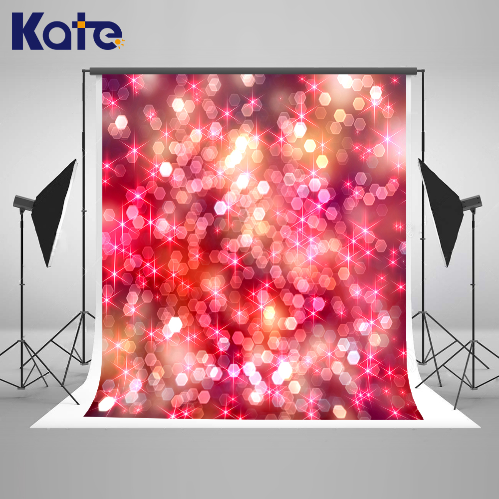 Kate Red Blingbling Children Backdrop Photography Highlight Flash Photographic Studio Background Washable Photo Shoot Backdrop сумка kate spade new york wkru2816 kate spade hanna