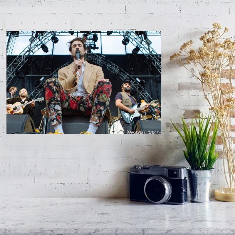 Custom Wall Decor New Dave Matthews Band Silk Poster