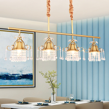 цена на Nordic post-modern creative pendant lamp simple bar living room dining room bedroom personality pendant lights