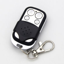 433Mhz RF 4Ch Remote Control Copy Code Grabber Cloning Electric Gate Duplicator Key Fob Learning Garage Door CAME Remote Control(China)