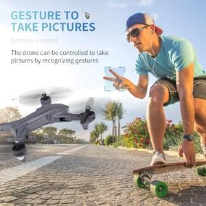 "Image 5 - Visuo XS816 מל ""טים 4k מקצועיות מסוק WiFi FPV אופטי זרימת מיצוב מתקפל כפולה מצלמה Selfie RC Quadcopter Dron"