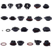 Новинка; 2 предмета автомобиля автомобильная светодиодная лампа для фары основание держателя переходника розетки фиксатор для H1 H3 H4 H7 H11 H13 9004 9005 9006 9007