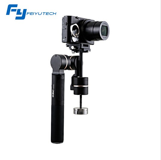 Feiyu Tech G360 Panoramic Camera Stabilizer Handheld Gimbal 360 degree APP Control for Gopro Action Cameras Smartphones F20474 feiyu tech g360 panoramic camera stabilizer handheld gimbal 360 for smartphones gopro action cameras app control f20474