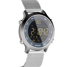 fb6c79461eb 5ATM IP67 EX18 À Prova D  Água Esportes Relógio de Pulso de Telefone  Bluetooth Relógio Inteligente Relógio de Mergulho Profissio.