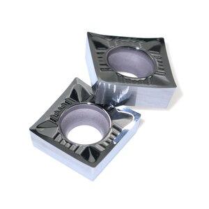 Image 4 - 10PCS CNC Lathe Tool Aluminum Carbide Insert SCGT09T302/04/08 SCGT09T308 SCGT120404 for Aluminum Processing Insert SSBCR/SSKCR