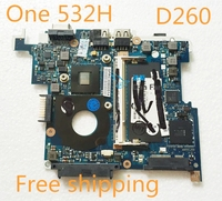 For ACER Aspire one D260 532H Laptop Motherboard NAV50 LA 5651P Mainboard 100%tested fully work