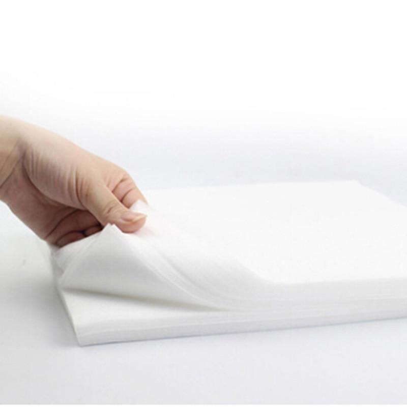 100PCS Baby Non-Woven Disposable Cloth Diaper Disposable Diaper Baby Nappy Insert Soft Disposable Liner Flushable Diaper