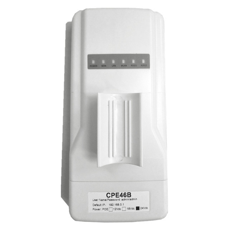 WIFI Repeater Router Outdoor 300mbps V46 AR9344 CPE Bridge Chipset Client Long-Range