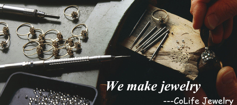 we make jewelry