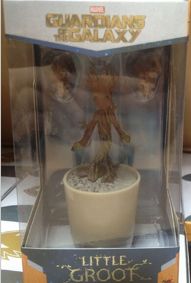 Marvel Guardians of the Galaxy Dancing Groot Action Figure PVC Toy