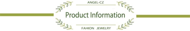 ANGELCZ 18 New Design Women Dress Jewelry Leaf Cubic Zirconia 925 Sterling Silver Strand Bracelet With Red Black Stone AB007 1