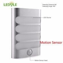 Recarregável lâmpada de parede led sem fio sensor movimento noite luz interna 18650 usb noite auto para sala estar corredor caminho lâmpada