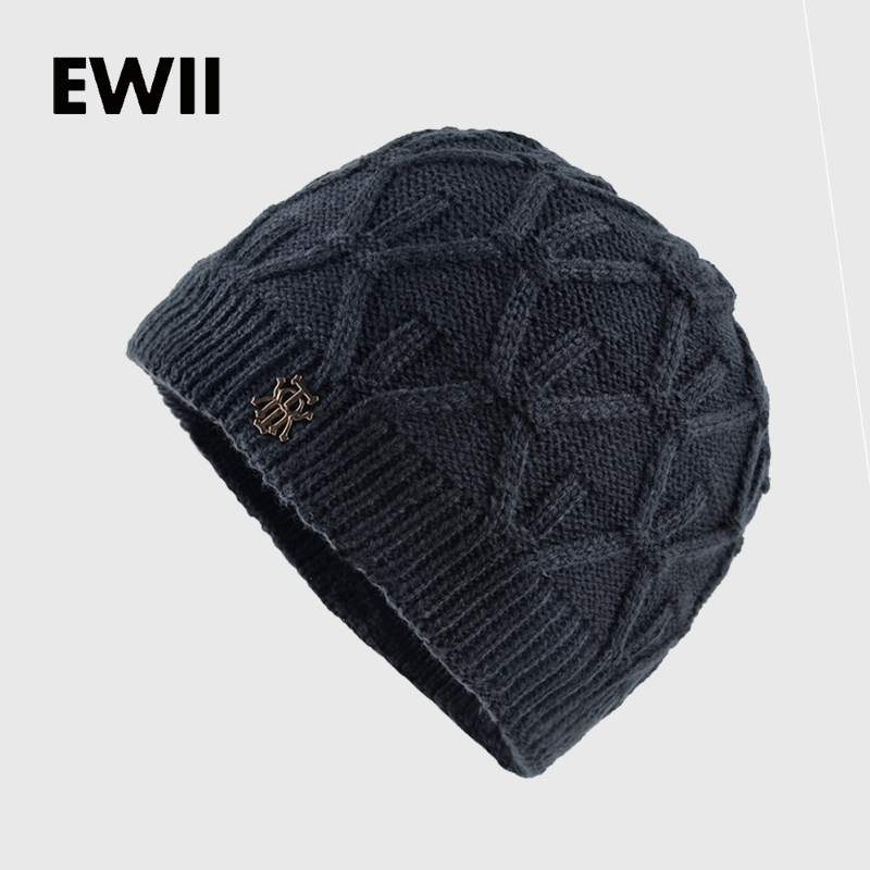 Winter hats for men beanie knitted cap boy wool beanies bonnet skullies men winter cotton caps gorro boy warm hat bone feminino brand winter beanies men knitted hat winter hats for men warm bonnet skullies caps skull mask wool gorros beanie 2017