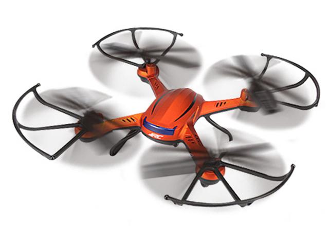 JJRC F15726 H12C Headless Modo 2.4G 4CH RC UFO Helicóptero Quadcopter 360 Graus Capotamento Profissional Zangão com 5.0MP HD câmera