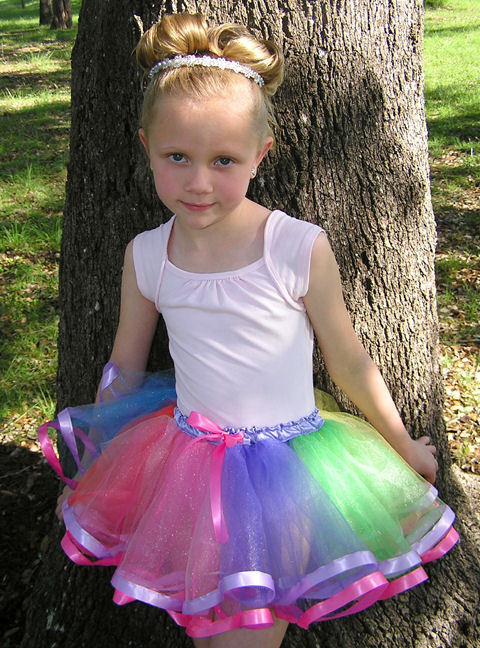 Newest Wholesale Tutu Skirts Girls Princess Tutus Cute Fluffy Tulle With Ribbon Trim Baby Skirt In From Mother Kids