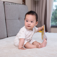 2017 New Arrival 2pcs Set Thick Cotton Baby Rompers Boys Girls One Piece Jumpsuit Newborn Baby